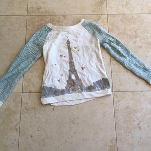 Cherokee girls size large sweater